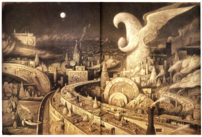 Shaun Tan - The Arrival 03