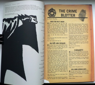 Batman Year One 004 info and intro