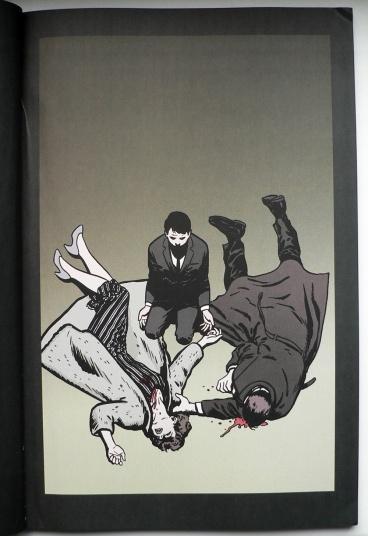 Batman Year One 006 main cover