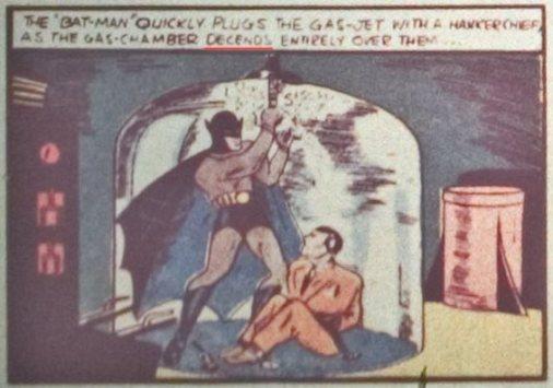 Detective Comics #27 p.05 Descends (05.1939) [orig]
