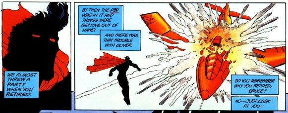 The Dark Knight Returns p.137 (PBI as FBI)