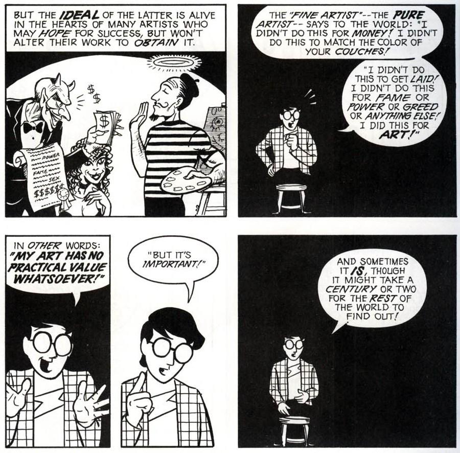 Understanding Comics_169 (увлечения не должны оплачиваться)