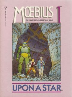 Epic Graphic Novel Moebius 1 Upon A Star-0001