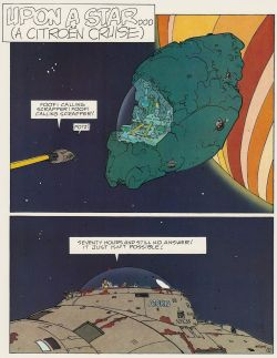 Epic Graphic Novel Moebius 1 Upon A Star-0014