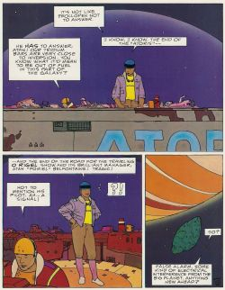 Epic Graphic Novel Moebius 1 Upon A Star-0015