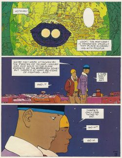 Epic Graphic Novel Moebius 1 Upon A Star-0016
