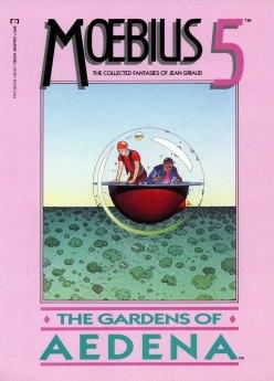 Мы здесь перепрыгнули несколько томов Epic Comics, о них позже